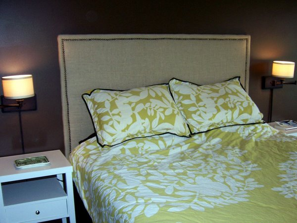 Diy Upholstered Headboard With Nailhead Trim : Diy.biji.us