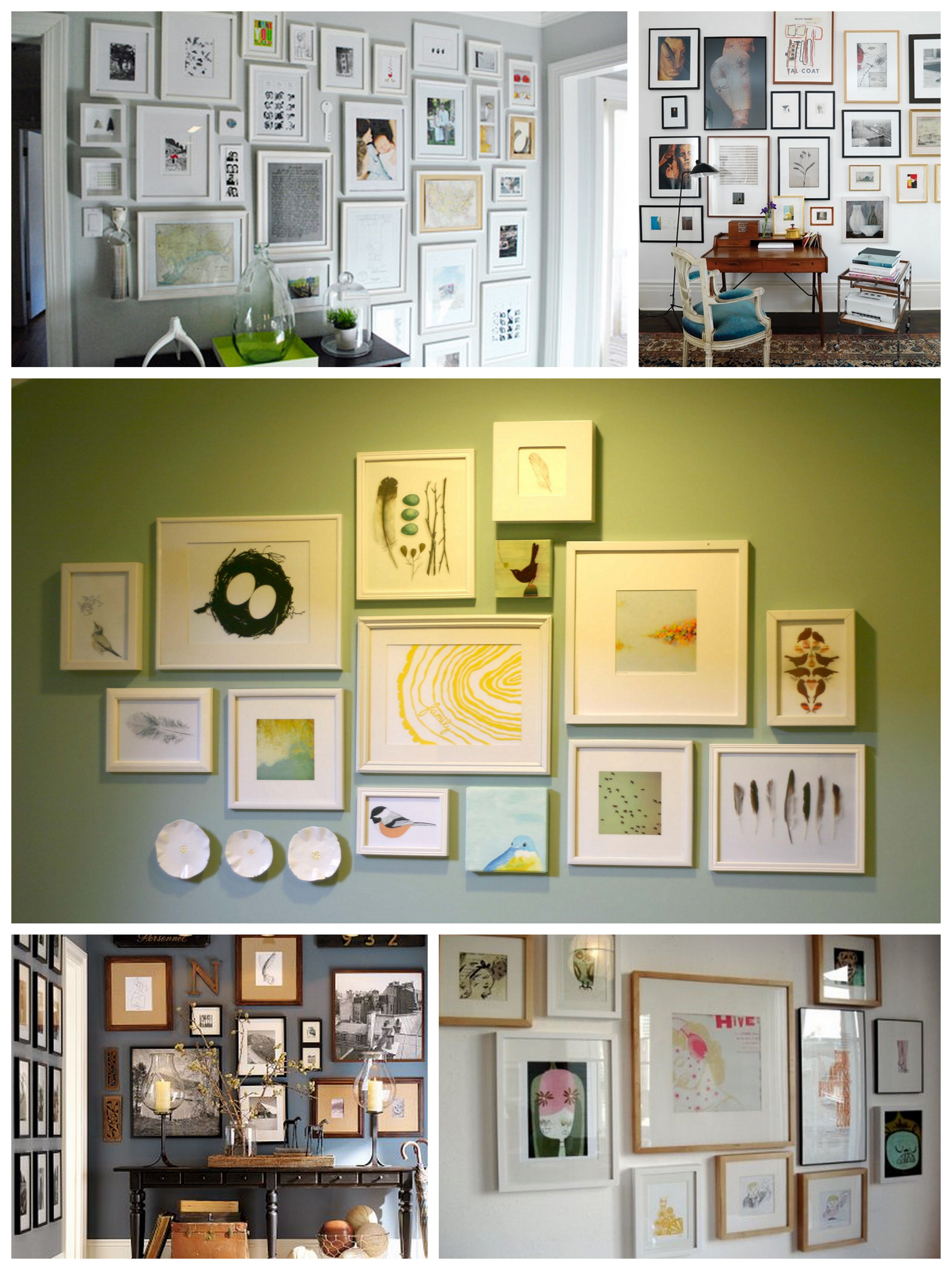 Photo frame wall collage 8065635 - som300.info